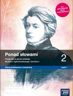 PONAD SŁOWAMI 2 LO CZ.1 PODRĘCZNIK 2020 POLSKI 651