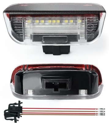ПЛАФОН БАГАЖНИКА ОСВЕЩЕНИЕ LED (СВЕТОДИОД ) VW EOS GOLF POLO