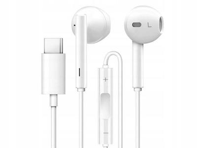 Oryginalne słuchawki Huawei CM33 USB C P20 P30 P40