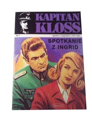 KAPITAN KLOSS 7. SPOTKANIE Z INGRID 2001 r.