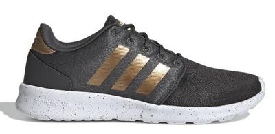 ADIDASY ZŁOTE buty Sportowe Brokatowe r.36, 23,5cm