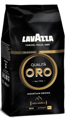 Lavazza QUALITA ORO MOUNTAIN GROWN 1кг - ? зернах
