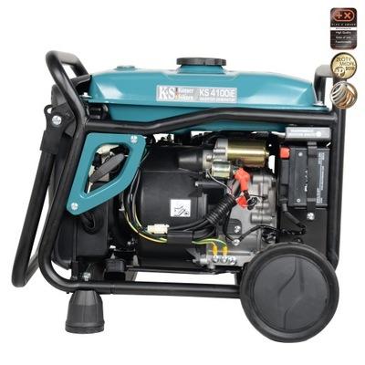Agregat prądotwórczy Generator inwertorowy 4100i E