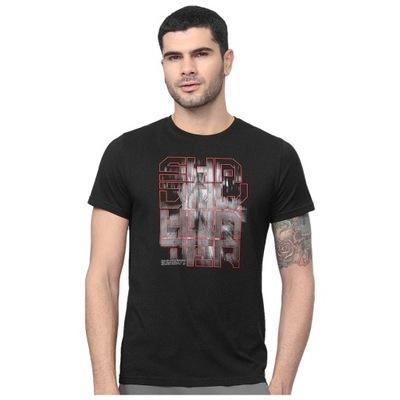 4F T-shirt KOSZULKA Męska TSM207 Bawełna SPORTOWA