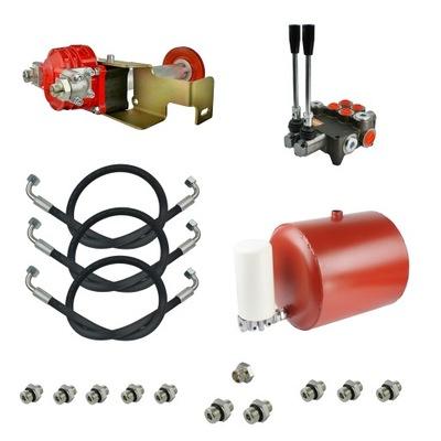 Hydraulika C 360 3p Pompa Hydrauliczna Rozdzielacz 9297827298 Oficjalne Archiwum Allegro