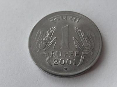 [8506] Индия 1 индийская 2001 года.  . 2 -