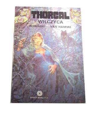 THORGAL WILCZYCA 1990 r. wyd. I