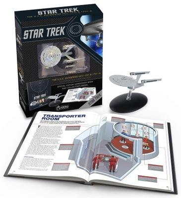 STAR TREK THE U.S.S. NCC-1701 STATEK KOSMICZNY
