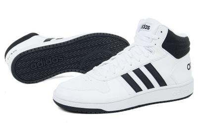 Buty sportowe męskie Adidas VS Hoops 2.0 Mid (BB7208)