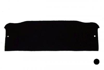 Ковровое полки задней Fiat 126p черная AN2, фото