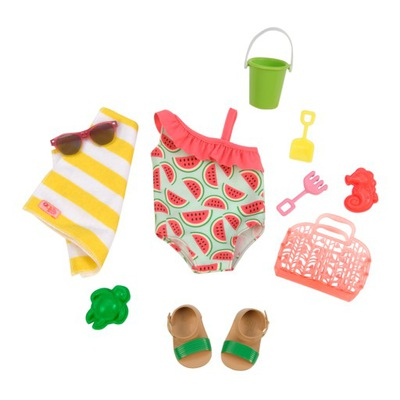 Ubranko dla lalek strój kąpielowy OUR GENERATION