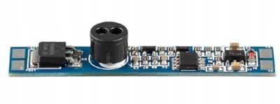 Włącznik IR012D Taśma LED Bezdotykowy Ściemniacz