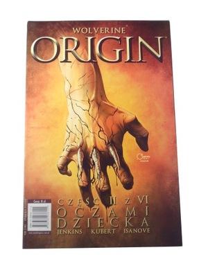 ORIGIN WOLVERINE II OCZAMI DZIECKA 2002 r.