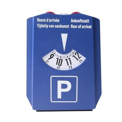 SKROBACZKA tarcza parkingowa czasowa z żetonami