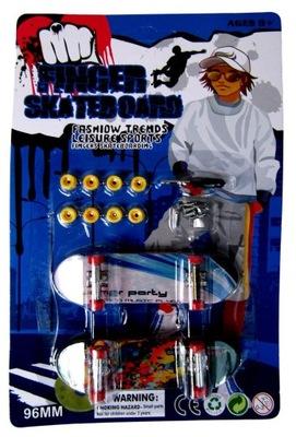 KIT hmatník 3v1 2 mini skateboardové náradie