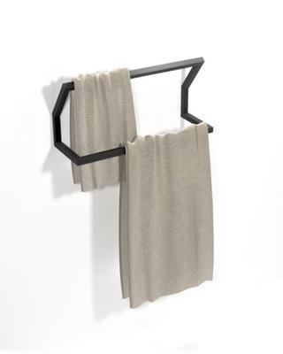 вешалка на полотенца, промышленный , чердак