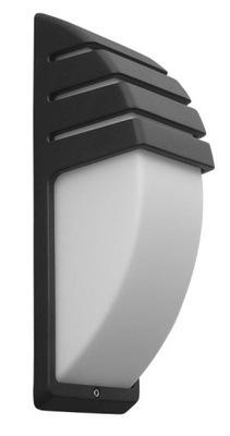 Svietidlo fasádne - svetlo sconce ZÁHRADA FASÁDY priemer QR141