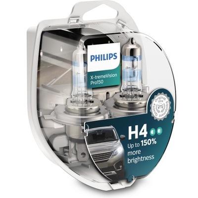 Philips H4 55 W 12342XVPS2 2 szt.