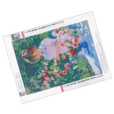 Dekoracja ścienna Malowanie DIY 31cm*3cm Rysunek