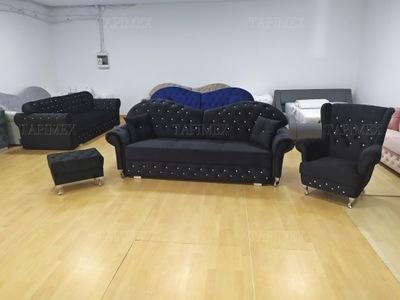 комплект диван-кровать chesterfield гламур Кресло  , ???