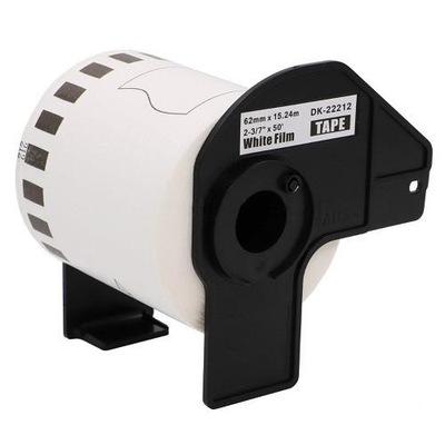 Taśma termiczna do Brother 62mm DK-22212 QL-810W