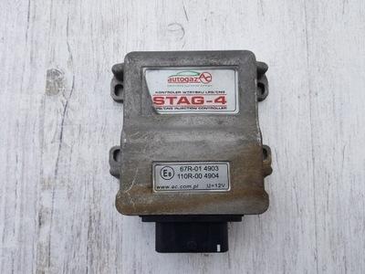 COMPUTADOR UNIDAD DE CONTROL GAS STAG-4