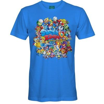 Super Zings koszulka dziecięca [122] 5-6 lat