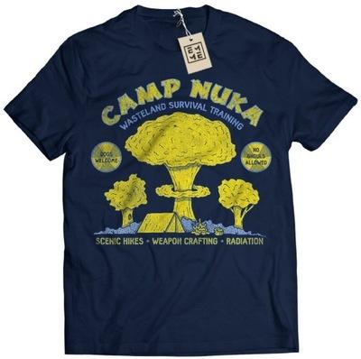 Koszulka męska Nuka Cola Fallout Vault Boy XL