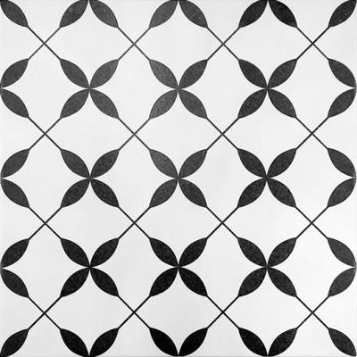 Gres BLACK&WHITE PATCHWORK 30x30 OPOCZNO