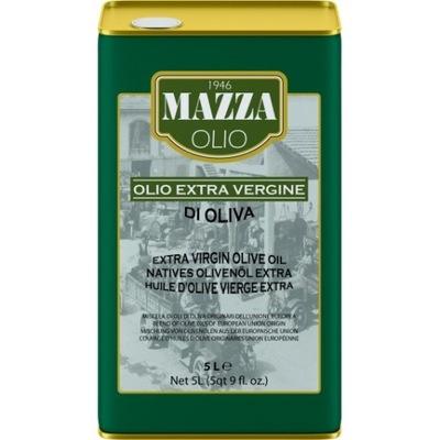 instagram масло оливковое  Vergine 5l Mazza Италия