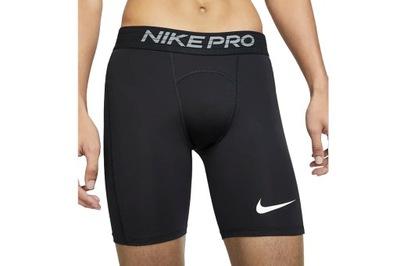 męskie spodenki Nike Pro Training BV5635-010 r.M