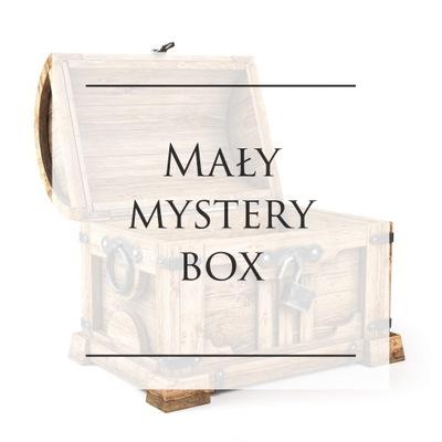 Mały mystery box figurek z pudełkiem!