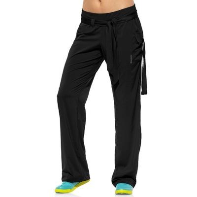 Spodnie Reebok Dance Camo damskie moro bojówki sportowe