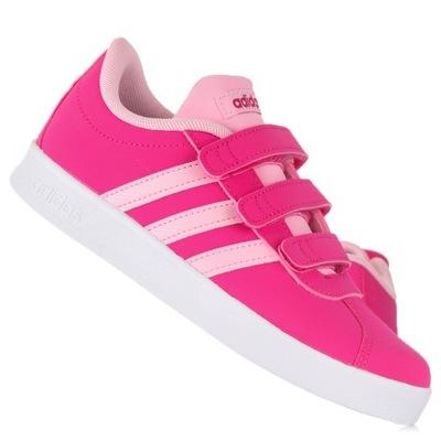 Buty dziecięce Adidas Vl Court 2.0 CMF C F36394