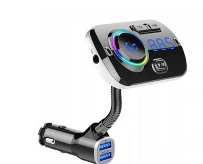 TRANSMISOR PARA AUTO MUZYKI USB BLUETOOTH MP3