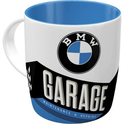 КРУЖКУ CERAMICZNY BMW - GARAGE + БРЕЛОК !!! КОМПЛЕКТ