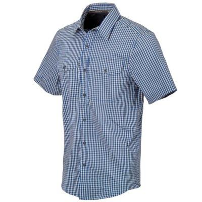 HELIKON Koszula COVERT Short Sleeve Royal Blue