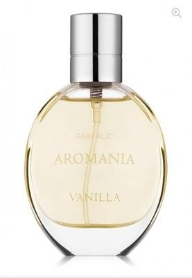 FABERLIC Damska woda toaletowa Aromania Vanilla
