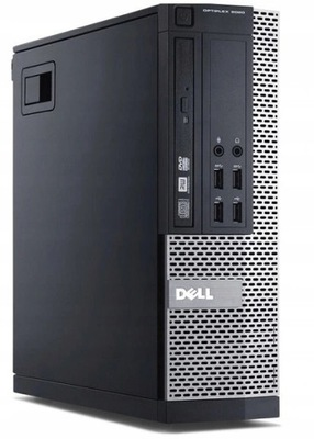 Komputer DELL 9020 SFF i5 8GB 240SSD-NOWY U3.0 W10