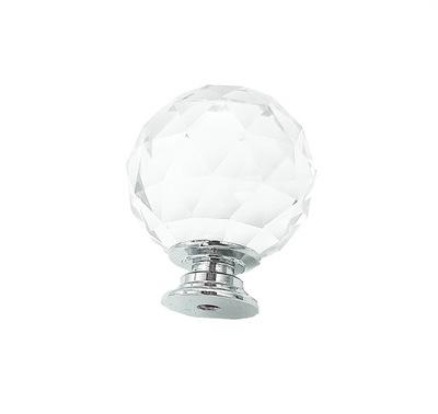 Ручка гламур кристалл 40 мм