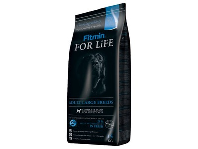 Fitmin FOR LIFE ADULT LARGE 15 КГ