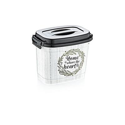 Pojemnik 2,2 l na kapsułki detergenty Home