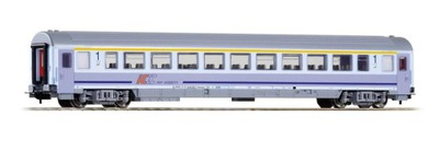 Wagon pasażerski 1 kl, PKP Intercity, Piko 58663-3