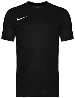 NIKE Koszulka Męska T-SHIRT Treningowa CZARNA M