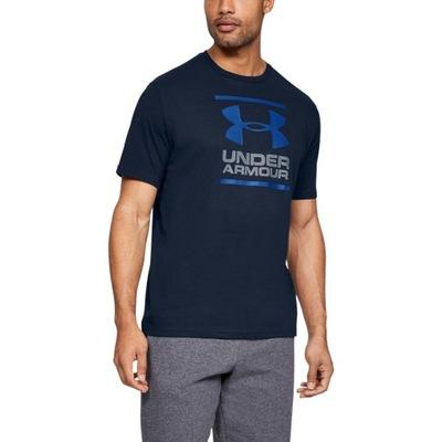 Koszulka męska Under Armour GL Foundation SS T