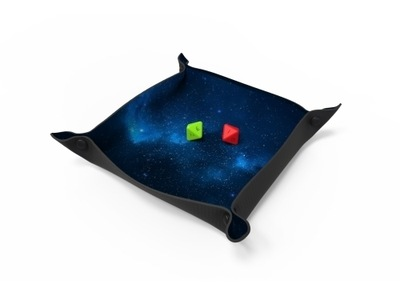 Dice Tray 2 22x22 cm Dungeons and Dragons
