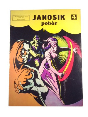 JANOSIK 4 POBÓR 1974 r.
