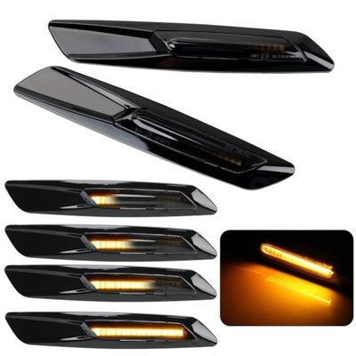ПОВОРОТНИК LED (СВЕТОДИОД ) BMW E90 E92 E60 F10 F11 ПОВОРОТ