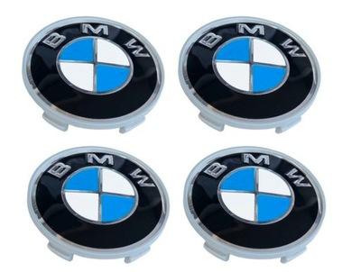 КРЫШКА КОЛПАЧОК КРЫШКИ ДИСКОВ BMW 68мм КОМПЛЕКТ 4 ШТ