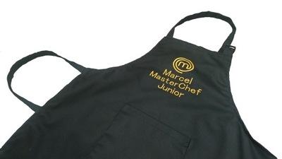 Фартук Кухня дети MasterChef Junior вышивка